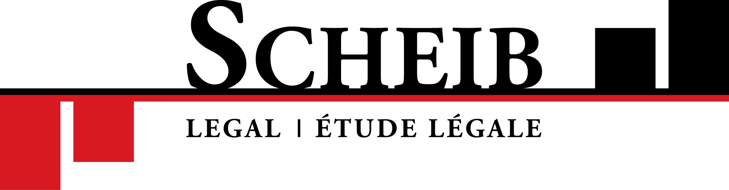 Scheib Legal